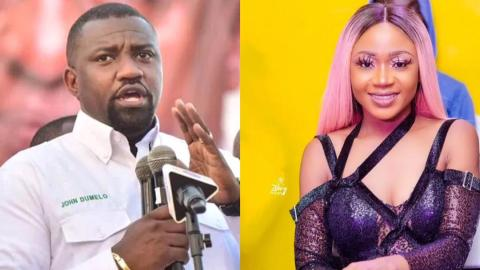 John Dumelo advises Akuapem Poloo's lawyer on what he needs to do to keep her out of prison