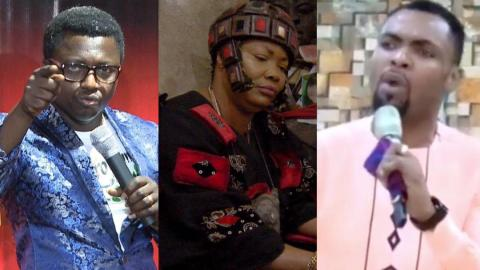 """Opambour and Rev Obofour's """"reactions"""" to Nana Agradaa's arrest will make your day [Videos]"""