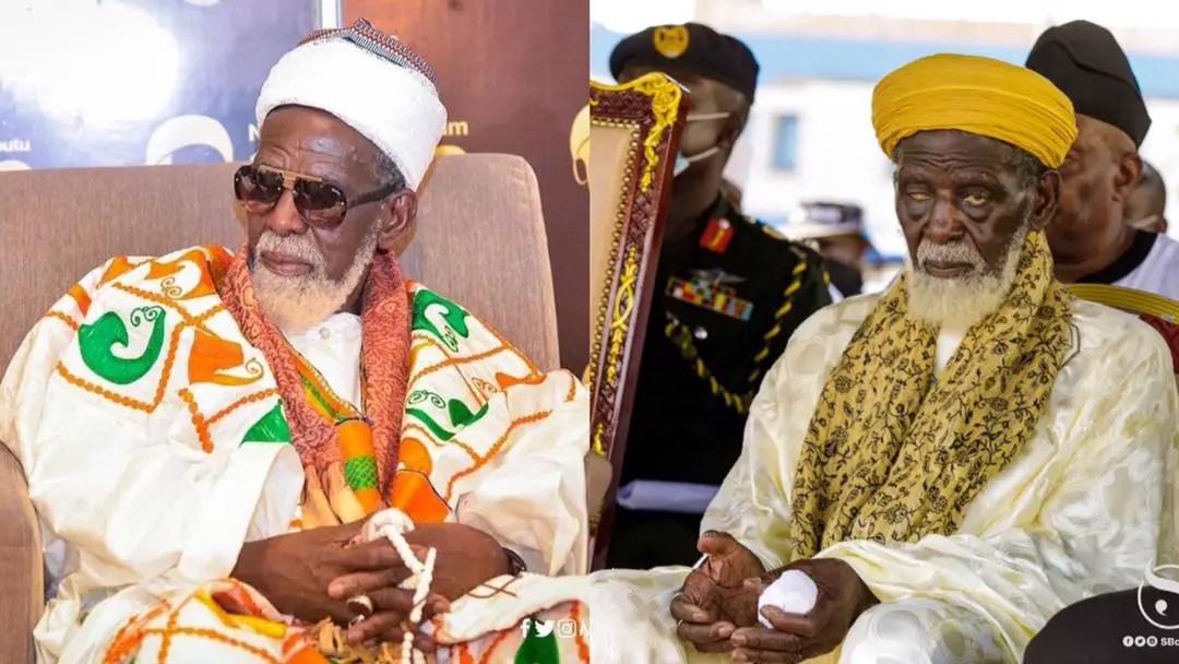 National Chief Imam, His Eminence Sheikh Osman Nuhu Sharubutu turns 102 today