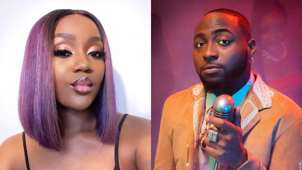 Chioma deletes all her remaining photos with Davido after cheating saga