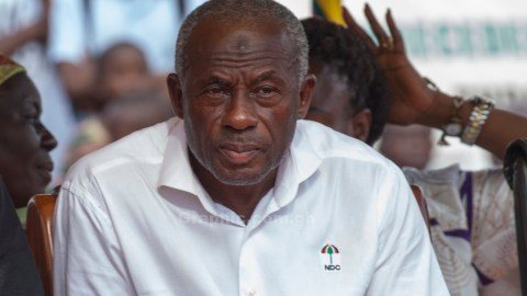 'Your regional minister is deeply involved in galamsey'- Collins Dauda tells Nana Akufo Addo