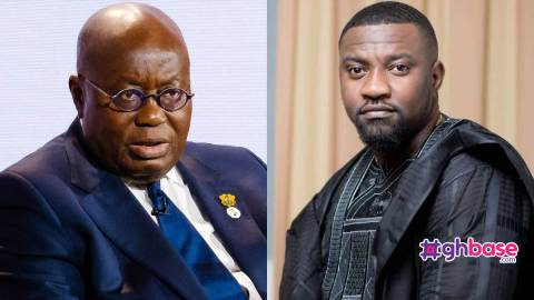 Dumsor Is Dumsor! Stop Using Big Grammar To Confuse People And Help Us Fix The Problem! – John Dumelo To Nana Addo