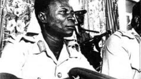 Today In History: It was 54 years ago today that Lt.-Gen E.K Kotoka, the man who overthrew Nkrumah was killed after a failed coup