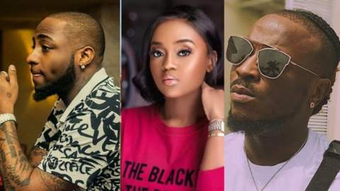 Singer Peruzzi reacts to allegation that he slept with Davido's babay mama Chioma (Video)