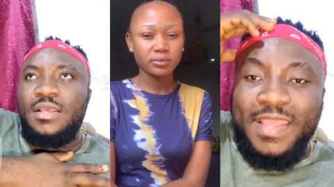 (+VIDEO) I Have Dropped The Defamation Case Against Akuapem Poloo After Her Mother Called And Was Crying On The Phone But I Have Blocked Her On All My Social Media Platforms- DKB Reveals