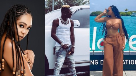 A Man Who Treats His Woman Like A Princess Is Proof That He Was Born & Raised In The Arms Of A Queen – Michy Praises New Boyfriend While Subtly Shading Shatta Wale