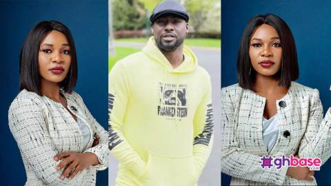 Chris Attoh finally speaks about his 3rd marriage with a Nigerian