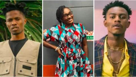 SAD: 'Kweku Flick has taken all the fans and shine of Kwesi Arthur reason Arthur is fading' – Ruthy reveals (+Video)