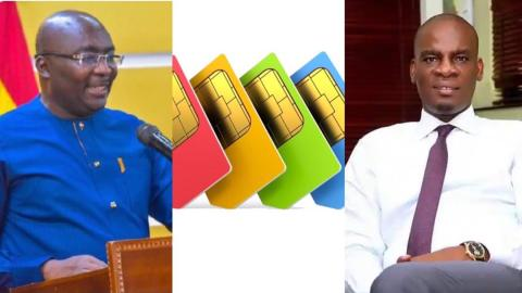 """""""The Vice-president is inept, re-registration of SIM cards is very unnecessary"""" – Haruna Iddrisu addresses Bawumia; provides suggestions"""