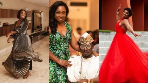 Beautiful Wife Of Ghanaian Billionaire Nana Kwame Bediako 'Cheddar' Stuns In Birthday Photos