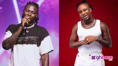Stonebwoy finally reveals what matters to him most about Kelvyn Boy (+Video)