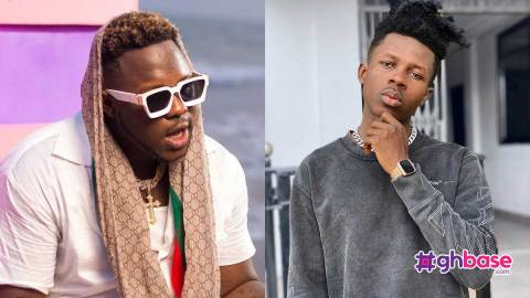 Stop the trash talk and drop your MOMO number – Medikal disrespectfully tells Strongman as they revive their beef