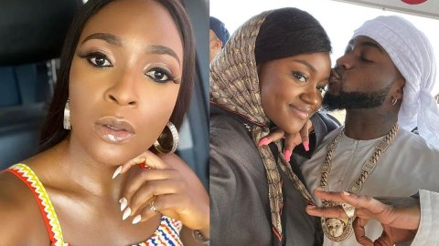 'Why Chioma is not a smart woman'- Blessing Okoro on Chioma, Davido's unstable relationship