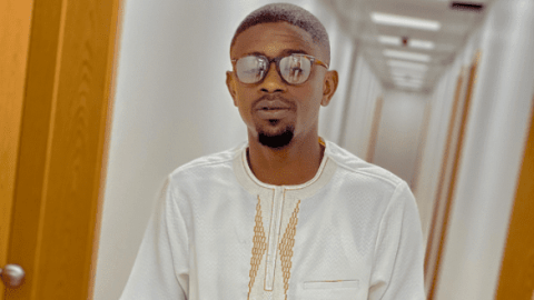'My life is in danger because I resemble NAM1 very much'- Ghanaian entrepreneur