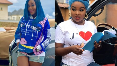 'It's shameful if you're 30 and still ask your parents for money' – Nollywood actress