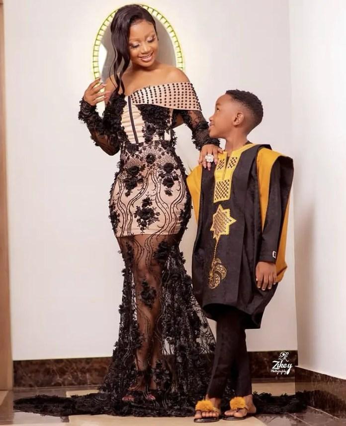 Akuapem Poloo Shares Sleek Photos Of Her Son On His Birthday 2