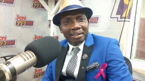 'Don't marry any woman because you've impregnated her' – Counsellor Lutterodt
