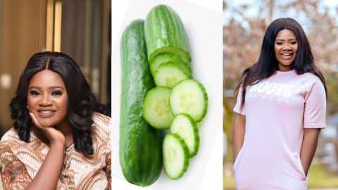 Don't Allow Any Woman Frustrate You Over The Size Of Your Cucumber, Some Big Ones Are Not As Sweet As The Tiny Ones – Kafui Danku