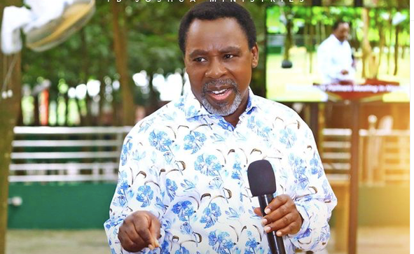 Sudden Fire Outbreak Messes Up Memorial Of Late TB Joshua