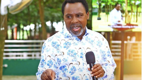 Little girl who allegedly died and came back to life reveals where she saw late TB Joshua