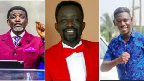 Kumawood Films need money for revival not prayers – Bishop Charles Agyin Asare