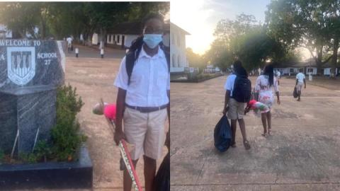Finally in the classroom: Rastafarian student finally admitted to Achimota School