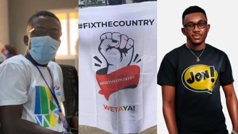 """""""We were paid GH¢100 cedis to destroy the #FixTheCountry campaign"""" – NPP supporter reveals secret, apologizes to originator Kalyjay [Details]"""
