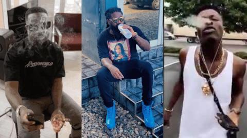 """""""Go and advise Shatta Wale & Sarkodie first"""" – Youth's reactions to Captain Planet's social media campaign against smoking"""