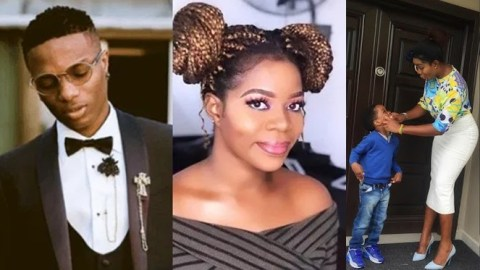 'I didn't know I was pregnant with Wizkid's child till after 5 months'– Shola Ogudu reveals