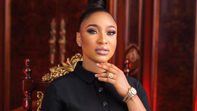 Tonto Dikeh Laments About How She Missed Church Because She Was On Set Shooting Her 'Comeback' Movie