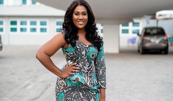 Abena Korkor Lands Her First Acting Job Despite Being Diched By TV3 Over Her Bipolar Relapse