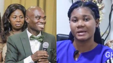 """""""I Don't Know Why My Sister Agreed To Sleep With Dr UN, He's Ugly"""" – SHS Schoolgirl's Sister Blasts"""