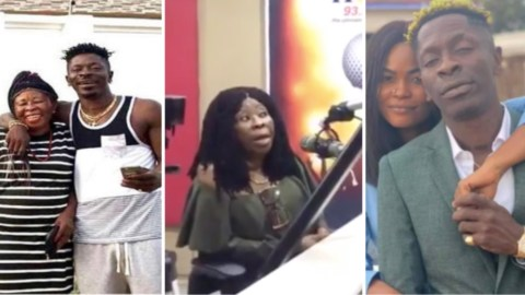 'You are frustrated'- Maglove replies Shatta Wale's mother for alleging that she accused her of being a witch