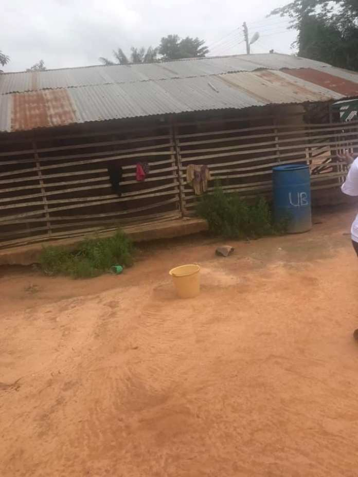 How can lives be saved in this community? – Photos of Bomponso No.1 clinic causes stir on social media. 53