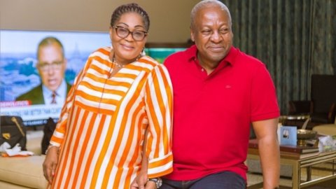 Details of salaries and allowances Mahama paid himself & wife revealed – Report