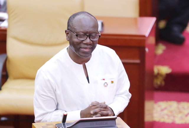 Gov't spent GH¢50.6bn in the first half of 2021 but raised GH¢28.3bn – Finance Minister