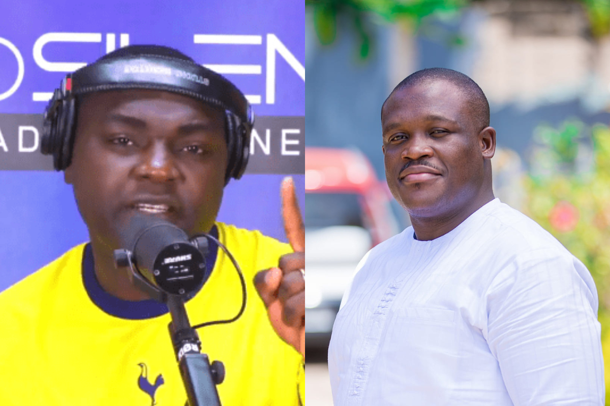 Kelvin Taylor Goes After Sam George Over 'Anti-Gay' Law, Blasts Him That He's Gay