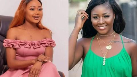 Akuapem Poloo Goes After Salma Mumin Over Leaked Audio, Says She's Jealous Of Moesha Boduong