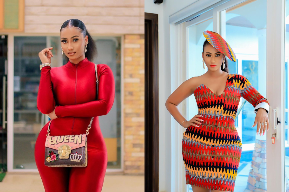 Hajia4real Claims She's Going To Bring Grammy Award To Ghana As The A-List Artistes Are Struggling To Win