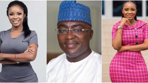 Hot Gossip: Serwaa Amihere allegedly giving Bawumia doggy already, says Kevin Tailor (Watch)