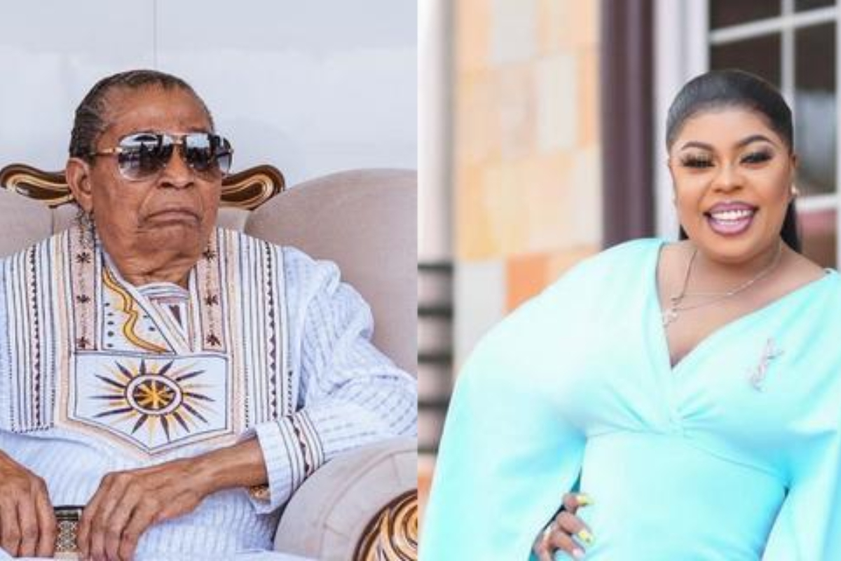 Afia Schwarzenegger Reportedly Cursed By Apostle Kwadwo Sarfo For Insulting Him [Leaked Audio]
