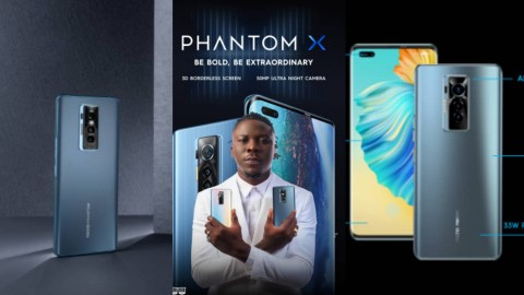 You Don't Need To Sell Your Kidneys To Be Able To Afford The Latest Phantom X – Stonebwoy Says At the Launch Of TECHNO Phantom X
