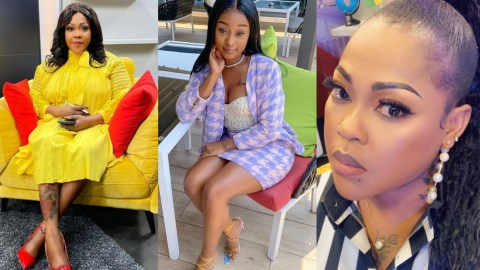 Efia Odo Called Me A Depressed, Overused- Sex Doll But I've Forgiven Her And Prayed For Her – Mona Gucci Reveals