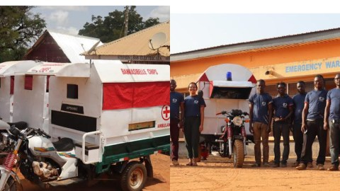 Moving Health Is The Future Of The Community Emergency Medical Transport System
