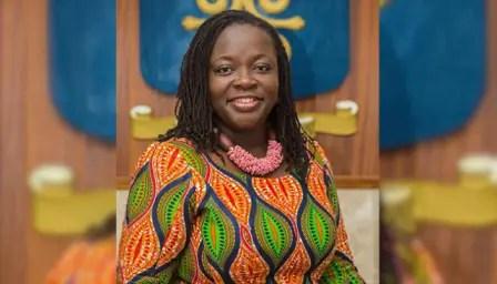 Prof. Nana Aba Amfo set to replace Prof. Ebenezer Oduro Owusu, as Vice-Chancellor of the University of Ghana