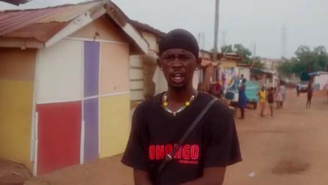 Kwaku Frimpong De As3m B3ba: Black Sherif's 2nd SERMON is READY – WATCH