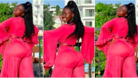 DRiP: Hajia Bintu drops beautiful photos; causes stir with new look