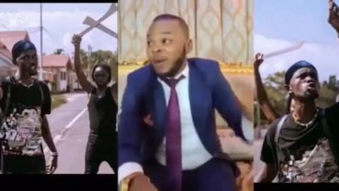 "Angel Obinim breaks down Black Sherif's ""Second Sermon"" track & publicly endorses him [Video]"