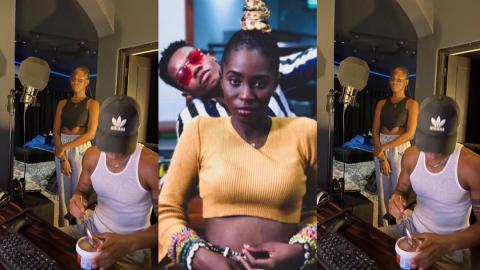 (+VIDEO) I'm more intimate with KiDi because we were school mates – Cina Soul clears relationship rumours