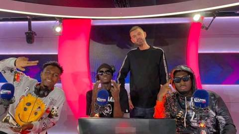 Not every rapper is a freestylist – Media personality defends Yaw Tog over his 'Poor' freestyle delivery on Tim Westwood Tv